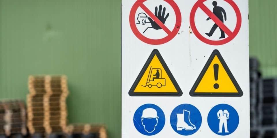 Salud y seguridad en el trabajo